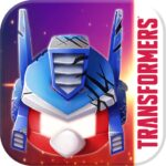 Angry Birds Transformers 2.4.1 MOD Unlimted Money