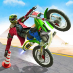 Bike Stunt 2 New Motorcycle Game – New Games 2020 1.22 MOD Unlimted Money