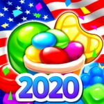 Candy Blast Mania – Match 3 Puzzle Game 1.2.9 MOD Unlimted Money