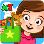 My Town Stores. Fashion Dress up Girls Game MOD APK 1.03 Unlimited Money