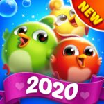 Puzzle Wings match 3 games 1.8.8 MOD Unlimted Money