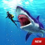 Angry Shark Attack – Wild Shark Game 2019 1.0.13 MOD Unlimted Money