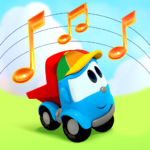 Leo the Truck Nursery Rhymes Songs for Babies 1.0.55 MOD Unlimted Money