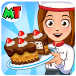 My Town Bakery Cooking Kids Game 1.04 MOD Unlimted Money