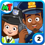 My Town : Police Station game for Kids  (Unlocked) 3.02