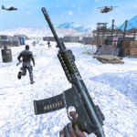 Army shooting game Commando Games 4.16 MOD Unlimted Money