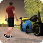 Car Theft of the Future 1.3 MOD Unlimted Money