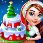 Christmas Cooking : Crazy Restaurant Cooking Games 1.4.62 MOD, Unlimted Money)