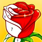 ColorPlanet Paint by Number Free Puzzle Games 1.1.3 MOD Unlimted Money