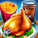 Cooking Express Star Restaurant Cooking Games 2.2.5 MOD Unlimted Money