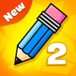 Draw N Guess 2 Multiplayer 1.0.23 MOD Unlimted Money