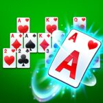 Solitaire TriPeaks Solitaire Grand Royale Varies with device MOD Unlimted Money