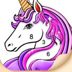 Tap Color- Color by Number Art Coloring Game 4.4.0 MOD Unlimted Money