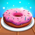 Boston Donut Truck – Fast Food Cooking Game 1.0.11 MOD, Unlimted Money)