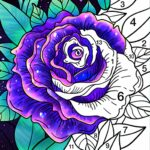 Coloring Book – Color by Number Paint by Number 1.6.16 MOD Unlimted Money