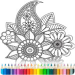 Coloring Book for Adults 7.5.2 MOD Unlimted Money