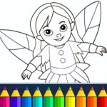 Coloring game for girls and women 15.0.8 MOD Unlimted Money