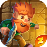 Dig Out! – Gold Digger Adventure 2.20.1   (MOD, Unlimted Money)