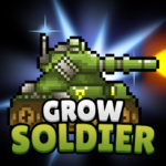 Grow Soldier – Idle Merge game 3.7.1 MOD Unlimted Money