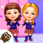 Sweet Baby Girl Cleanup 6 – School Cleaning Game 4.0.20003 MOD Unlimted Money