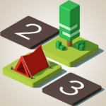 Tents and Trees Puzzles 1.6.14 MOD Unlimted Money