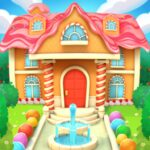 Candy Manor – Home Design 5 MOD Unlimted Money