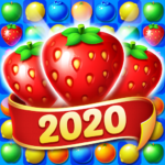 Fruit Diary – Match 3 Games Without Wifi 1.20.0 MOD Unlimted Money