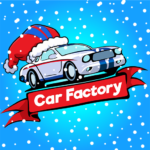 Idle Car Factory Car Builder Tycoon Games 2020 12.8 MOD Unlimted Money