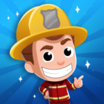 Idle Firefighter Tycoon – Fire Emergency Manager 0.3 MOD Unlimted Money