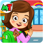 My Town Preschool Game Free – Educational Game 1.04 MOD Unlimted Money