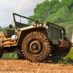 Offroad Jeep Driving Racing stunts 2.1.0 MOD Unlimted Money