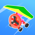Road Glider – Incredible Flying Game 1.0.25 MOD Unlimted Money