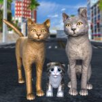 Cat Family Simulator Stray Cute Kitty Game 10.1 MOD Unlimted Money
