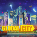 Global City Build your own world. Building Game 0.1.4494 MOD Unlimted Money