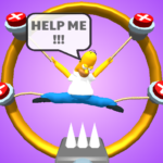 Save the Dude Rope Puzzle Game 1.0.33 MOD Unlimted Money