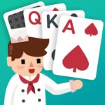Solitaire Cooking Tower 1.3.4 MOD Unlimted Money