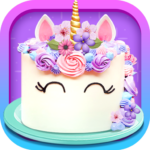 Unicorn Chef: Cooking Games for Girls 6.4  (MOD, Unlimted Money)