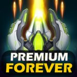 WindWings Space shooter Galaxy attack Premium 1.0.19 MOD Unlimted Money