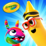 Crayola Create Play Coloring Learning Games MOD Unlimted Money