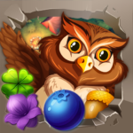 Mystery Forest – Match 3 Game Puzzle Rich Reward MOD Unlimted Money