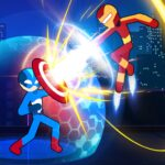 Stickman Fighter Infinity – Super Action Heroes 1.2.0 MOD Unlimted Money