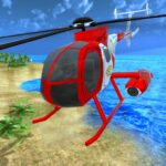 Helicopter Rescue Flying Simulator 3D MOD Unlimted Money
