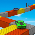 Impossible Car Stunt Game 2021 – Racing Car Games MOD Unlimted Money