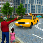 New Taxi Driving Games 2020 Real Taxi Driver 3d MOD Unlimted Money
