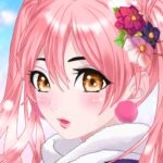 Anime Dress Up Queen Game for girls 0.1 MOD Unlimted Money