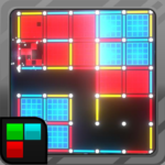 Dots and Boxes Neon 80s Style Cyber Game Squares 2.1.16 MOD Unlimted Money