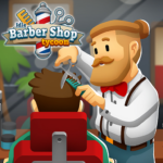 Idle Barber Shop Tycoon – Business Management Game 1.0.1 MOD Unlimted Money