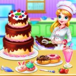 Sweet Bakery Chef Mania Baking Games For Girls 4.3 MOD Unlimted Money