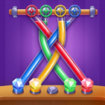 Tangle Fun – Can you untie all knots 2.2.0 MOD Unlimted Money