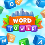 Word Tower – Free Offline Word Game 1.1.12 MOD Unlimted Money